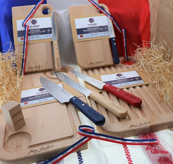 Jean Dubost collection les couteaux à la francaise