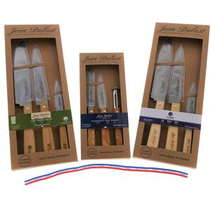 Jean Dubost couteaux de cuisine coffrets Tradition fabrication francaise