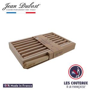 Planche à pain ramasse miette Jean Dubost collection les couteaux à la française AP03A2J0X00002 logo